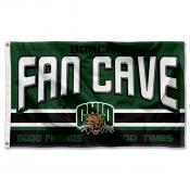 Ohio University Bobcats Man Cave Dorm Room 3x5 Banner Flag