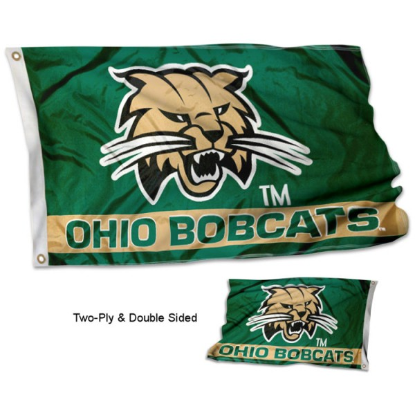 Ohio University Flag - Stadium