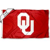 Oklahoma Sooners 4'x6' Flag