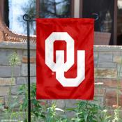 Oklahoma Sooners Garden Flag