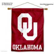 Oklahoma Sooners Wall Hanging