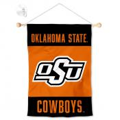 Oklahoma State Cowboys Small Wall and Window Banner