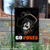 Oklahoma State University Double Sided Garden Flag