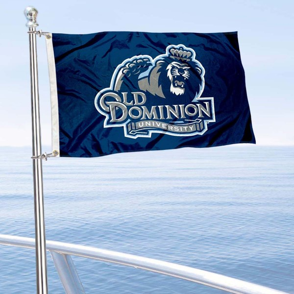 Old Dominion Monarchs Boat Flag