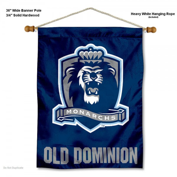 Old Dominion Monarchs Wall Hanging
