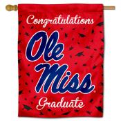 Ole Miss Graduation Banner