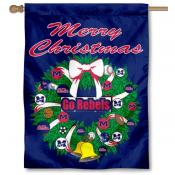 Ole Miss Holiday Flag