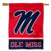 Ole Miss House Flag