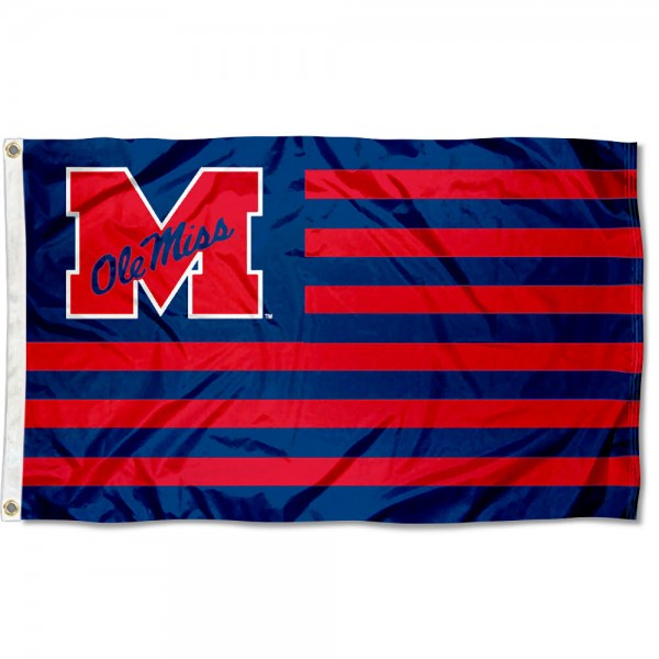 Ole Miss Rebels Nation Flag