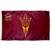 Operation Hat Trick OHT ASU Sun Devils Flag
