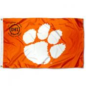 Operation Hat Trick OHT Clemson Flag