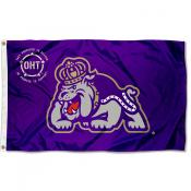 Operation Hat Trick OHT JMU Dukes Flag