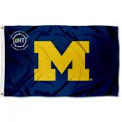 Operation Hat Trick OHT Michigan Wolverines Flag