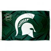 Operation Hat Trick OHT MSU Spartans Flag