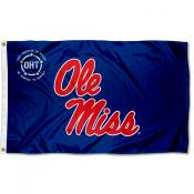 Operation Hat Trick OHT Ole Miss Flag
