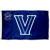 Operation Hat Trick OHT Villanova Wildcats Flag