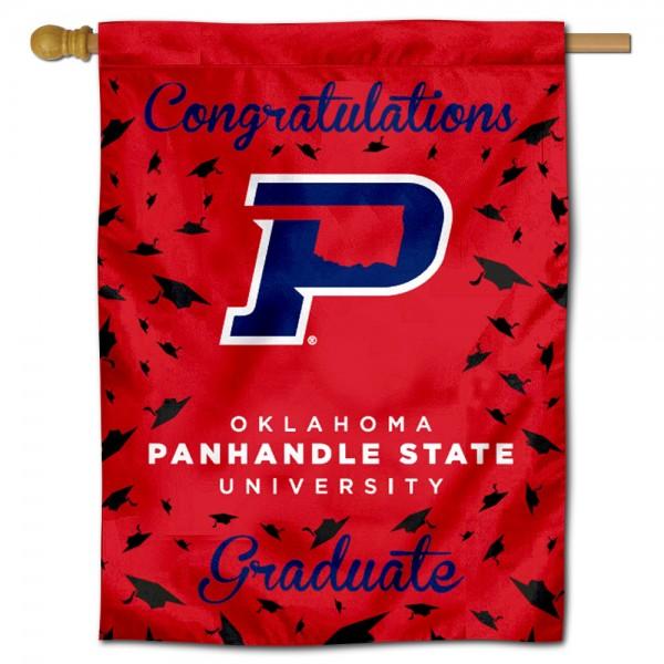 OPSU Aggies Graduation Banner
