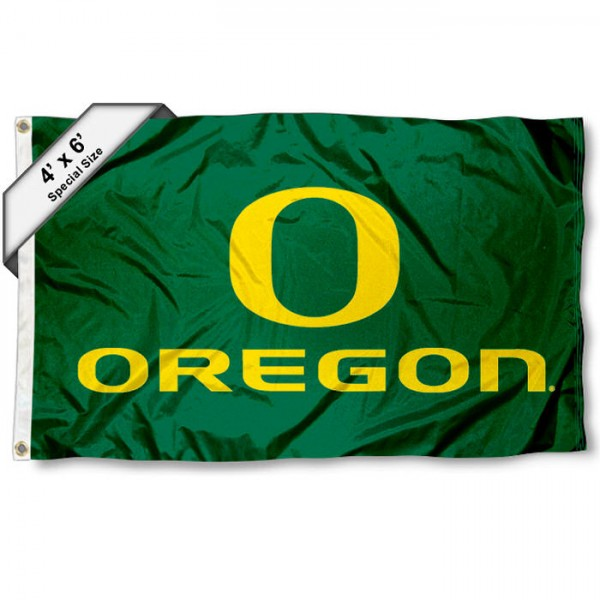 Oregon Ducks 4'x6' Flag