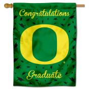 Oregon Ducks Graduation Banner