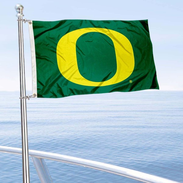 Oregon Ducks Mini Flag