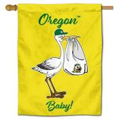 Oregon Ducks New Baby Banner