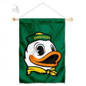 Oregon Ducks Small Wall and Window Banner