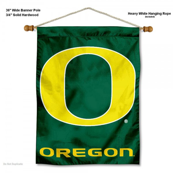 Oregon Ducks Wall Hanging
