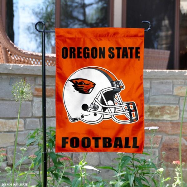 Oregon State Beavers Football Garden Flag