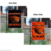 Oregon State Beavers Garden Flag