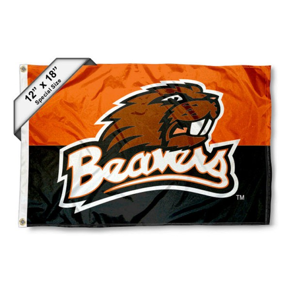 Oregon State Beavers Mini Flag