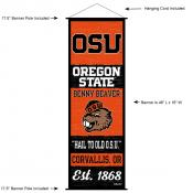 Oregon State Beavers Wall Banner and Door Scroll