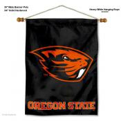 Oregon State Beavers Wall Hanging