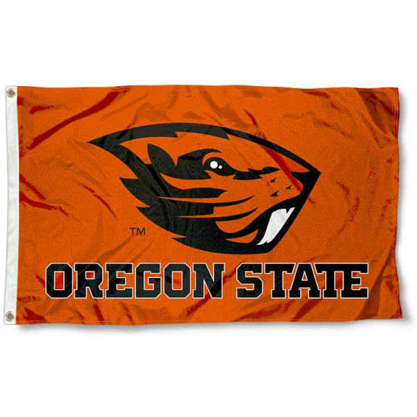 Oregon State University Flag
