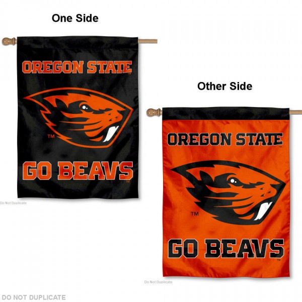 Oregon State University House Flag