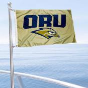 ORU Eagles Boat Nautical Flag