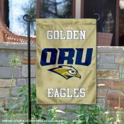 ORU Eagles Double Sided Garden Flag
