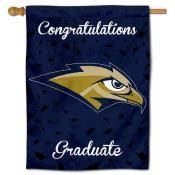 ORU Eagles Graduation Banner
