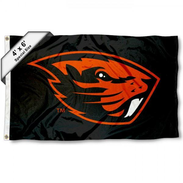 OSU Beavers 4'x6' Flag