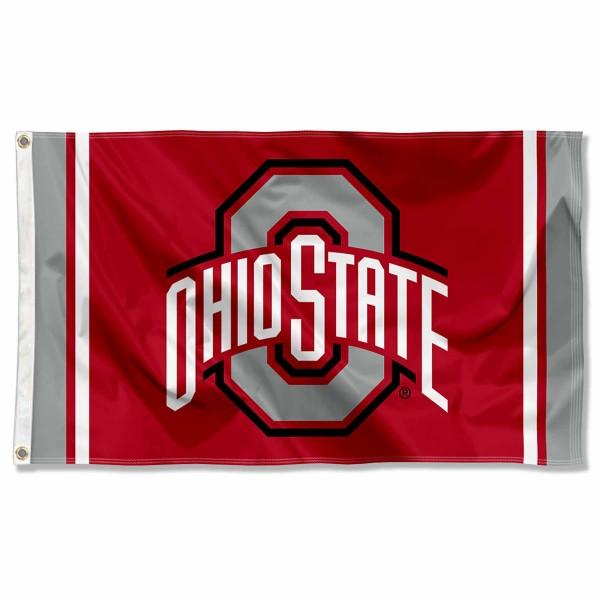 OSU Buckeyes Flag