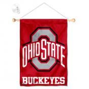 OSU Buckeyes Small Wall and Window Banner