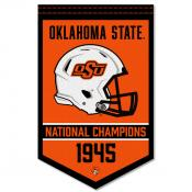 OSU Cowboys College Football National Champions Banner