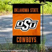 OSU Cowboys Garden Flag
