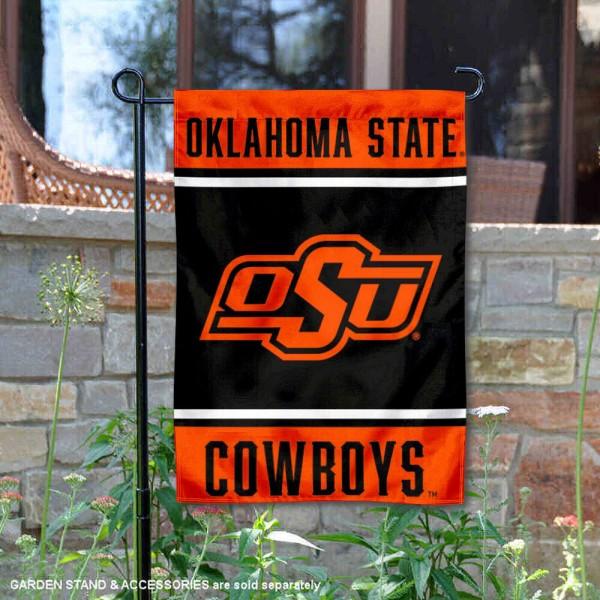 OSU Cowboys Garden Flag