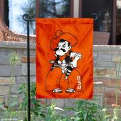 OSU Cowboys Pistol Pete Garden Flag