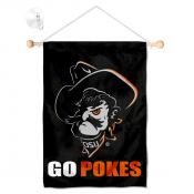 OSU Cowboys Small Wall and Window Banner