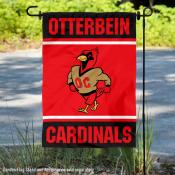 Otterbein University Cardinals Garden Flag