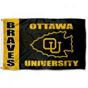 OU Braves Outdoor Flag