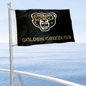 OU Grizzlies Boat Nautical Flag