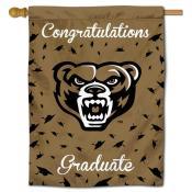 OU Grizzlies Graduation Banner