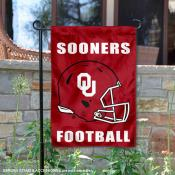 OU Sooners Football Garden Flag